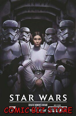 Star Wars #64 (2019) 1St Printing Granov Greatest Moments Variant Cover Marvel