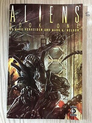 Aliens Book One , 1991 , H R Giger