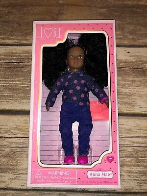 LORI Doll Anna Mae Battat Our Generation NEW in Box Free Shipping