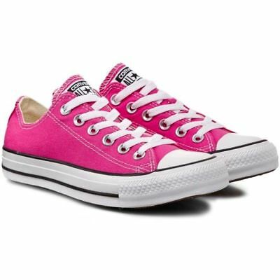 NEW CONVERSE MEN'S Chuck Taylor All Star Ox Trainers EUR