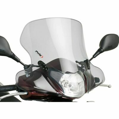 Windscheibe Windschild Puig City Touring smoke für Honda SH 300i (07-14) Honda S