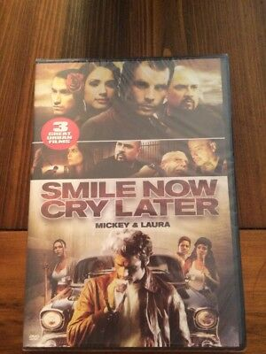 Smile Now, Cry Later (DVD, 2014) NEW, Sealed,  Patrick Nuo, Sabrina Perez NEW