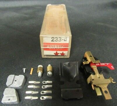 NOS Astatic 351-D Phonograph Cartridge With Stylus 351d