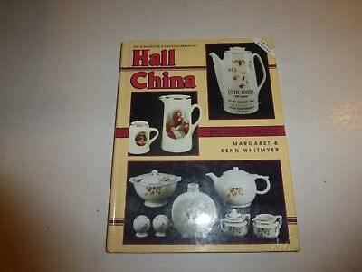 The Collector's Encyclopedia of Hall China 2nd Edition,Margaret&Kenn Whitmyer325