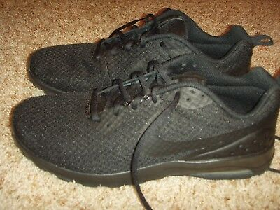 finest selection 5f70c 2e941 Nike Air Max Motion Lw Running Shoe Black Anthracite 833260 002 Mens Size 10