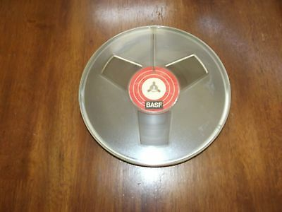 """NEW 1 ORIGINAL  BASF LP 35 LONG PLAY TAPE 7""""/1800 ft /NOS /Out of box"""