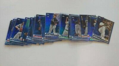 2019 Topps Opening Day Parallel Blue Foil OD 1-200 You Pick UPick From List Lot