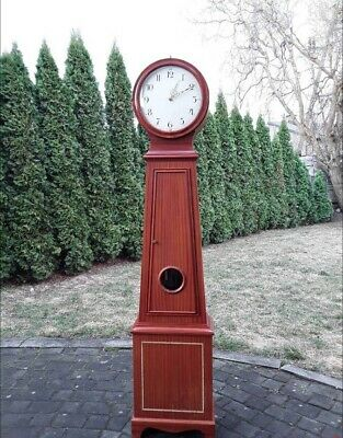 Mora grandfather clock H 180cm free delivery