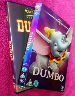 Dumbo (DVD, 2010) Disney Special Edition (Classic Number 4)