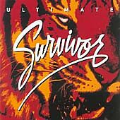 SURVIVOR - Eye Of The Tiger - Very Best Of - Greatest Hits Collection CD NEW