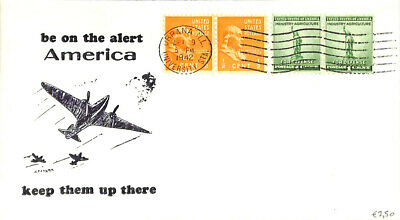 United States of America 1942 Be on the alert America suss!942