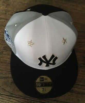 1afeaa8d1af53c Ny Yankees New Era Hat 59Fifty Cap Mlb All Star Game 2018 Fitted Size 7 1