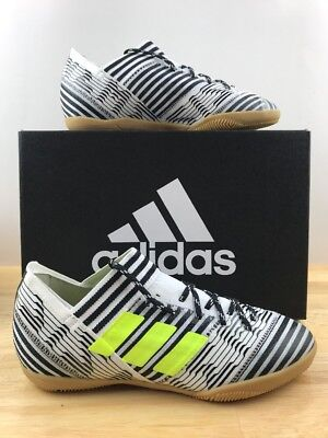 423fe4656 Adidas Nemeziz Messi Tango 17.3 FG J Kid Futsal Indoor Soccer Shoes Youth  Sz 3.5