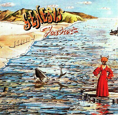 (CD) Genesis - Foxtrot - Definitive Edition Remaster