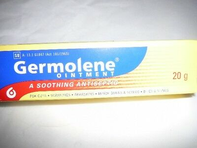 GERMOLENE OINTMENT 20g - PINK Exp. October 2020