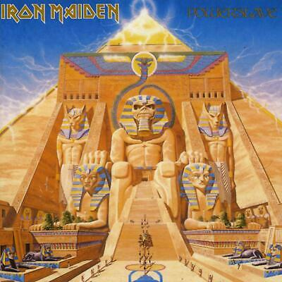 Powerslave by Iron Maiden Audio CD Sanctuary Records TOP SELLING NEW