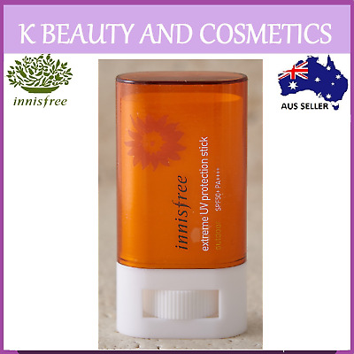 INNISFREE Extreme UV Protection Stick Outdoor SPF50+ PA+++ Brightening Sunscreen