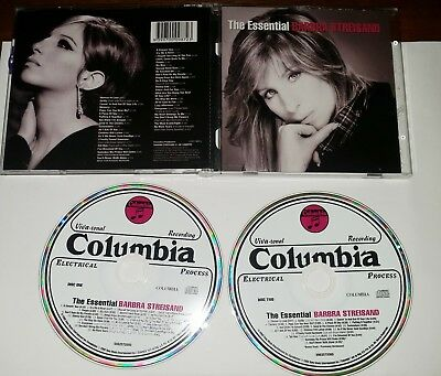 BARBRA STREISAND The Essential 2CD BRAND NEW Best Of Greatest Hits