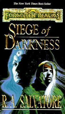 SIEGE OF DARKNESS (Forgotten Realms: Legacy of the Drow