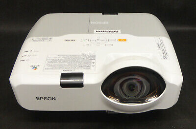 Epson EB-420 LCD HDMI/VGA/USB Short Throw Projector - No Bulb - For Spares