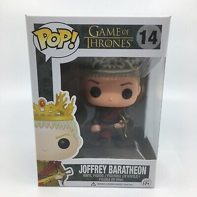 Funko Pop Game Of Thrones - Joffrey Baratheon #14