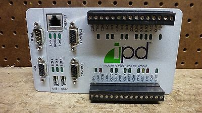 Dalsa VA20-03-C01-0, IPD Vision Appliance 24VDC *nice condition*