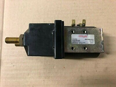Albright Sw200N-835 Solenoid Ambulances,Campers,Boats, Wouw Genuine..