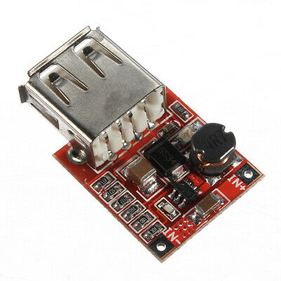 3V To 5V 1A USB Charger DC-DC Converter Step Up Boost Module For Arduino MP3 MP4