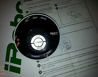 iRobot Roomba Wireless Command Remote Control For 500 series roombas w/RF