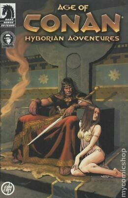 """AGE OF CONAN : HYBORIAN ADVENTURES"" # 1 / Dark Horse / VF-NM 2006 / COLOR COMIC"