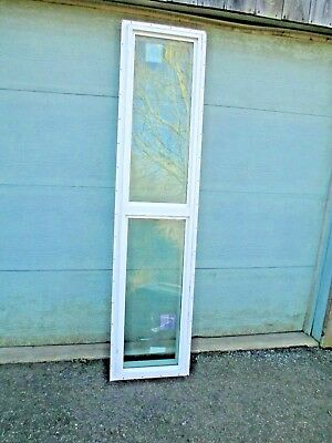 "Transom WINDOW New Construction windows NOVATECH 7'x18"" HORIZONTAL or VERTICAL"