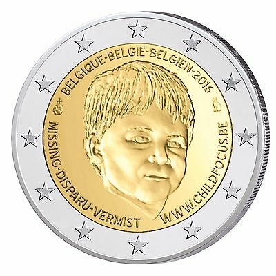 * 2 Euro Comm - Circ - Belgique 2016 - Child Focus