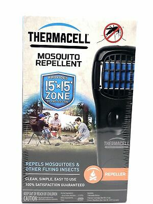 Mosquito Repellent Thermacell Portable MR150 Repeller Portable Black