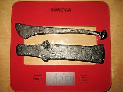 Ancient Iron Weapon Battle Axe Viking  Byzantine
