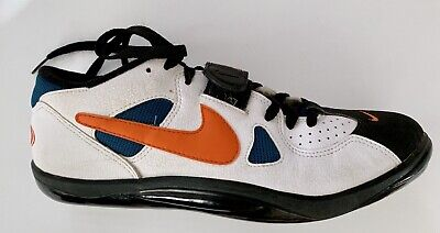 18faf80abc93 Nike Zoom Rotational 107016 Athletic Shoes Sz 11 Shot Put Discus Hammer w   Box
