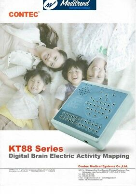 EEG KT88-3200 Digital 32-Channel AND Mapping Systems! Make an offer