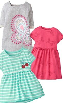 NWT Gymboree Spring Forward Butterfly Dress toddler girl Size 12-18-24m2T3T4T5T