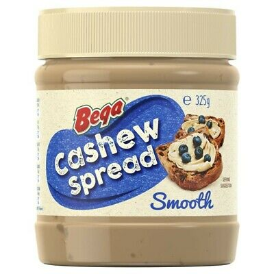 Bega Cashew Spread Smooth 325g