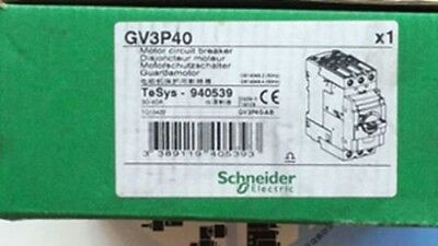 Schneider Electric GV3-P40 GV3P40 30 kW 3P Pole Thermal Magnetic Circuit Breaker