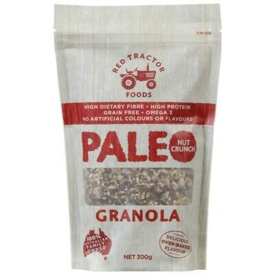 Red Tractor Paleo Nut Crunch Cereal 300g
