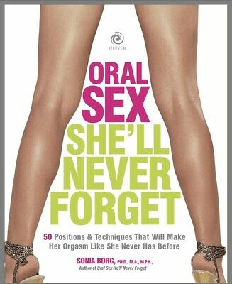 ORAL SEX SHE'LL NEVER FORGET digital Book in PDF- read the description