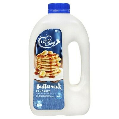 White Wings Buttermilk Pancake Shake 325g