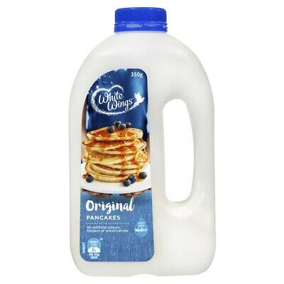 White Wings Original Pancake Shake 350g