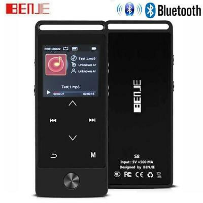 Newest Version Original Touch Button MP3 Player 8GB BENJIE S5B/S8 High Quality
