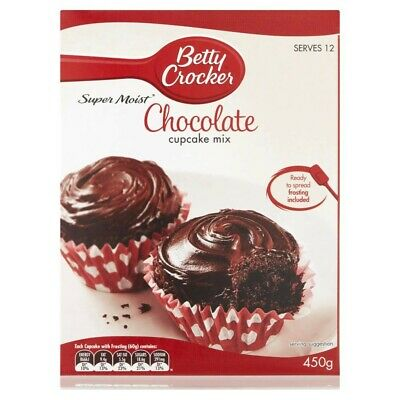 Betty Crocker Chocolate Cupcake Mix 450g