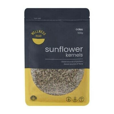 Coles Sunflower Kernels 500g