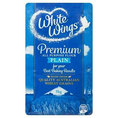White Wings Plain Flour 5kg