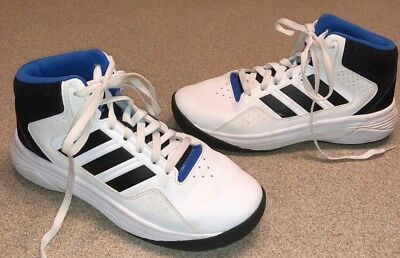 online store 913a0 a4160 Adidas Cloudfoam Ilation Mid Basketball Shoes AQ1361 Men Size 8