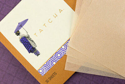 Tatcha Aburatorigami Japanese Beauty Papers 30 Sheets Oil Blotting Nip