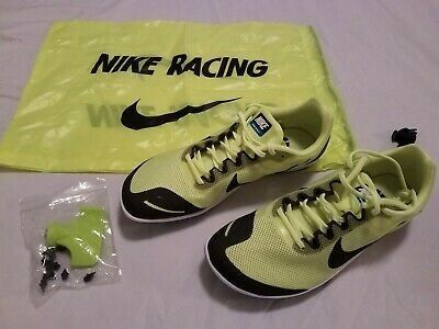 timeless design 9cc0d 815eb Nike Zoom Rival D 10 Track Distance Spikes Shoes 907566-703 Men s size 6.5  New